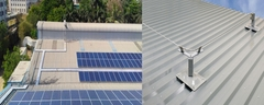 All our rooftop solar plants are designed with utmost enphasis on safety and security.